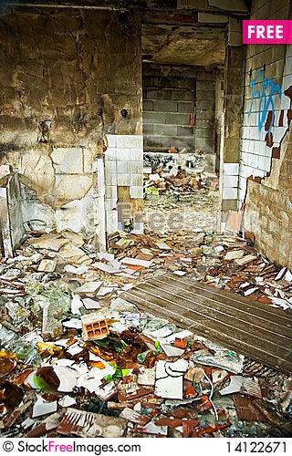 Free Abandoned Stock Image - 14122671