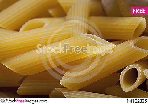 Free Penne Royalty Free Stock Photo - 14122835