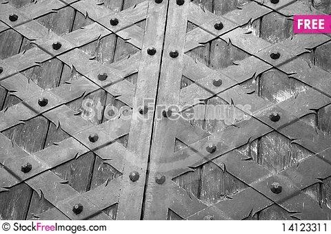 Free Old Door Stock Image - 14123311