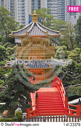 Free Chi Lin Nunnery Royalty Free Stock Photos - 14123378