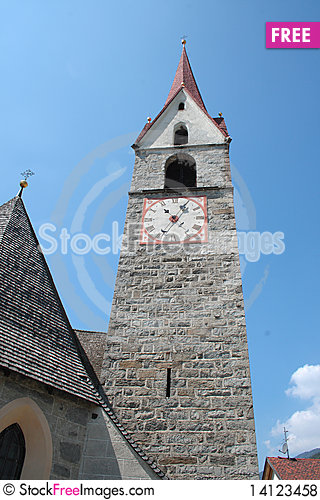Free Bell Tower Royalty Free Stock Photos - 14123458