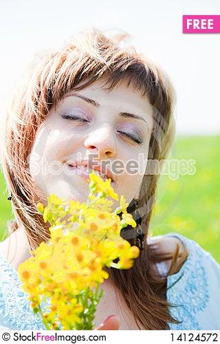 Free Enjoying The Nature Stock Photography - 14124572