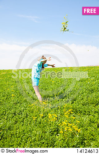 Free Enjoying The Nature Stock Photos - 14124613