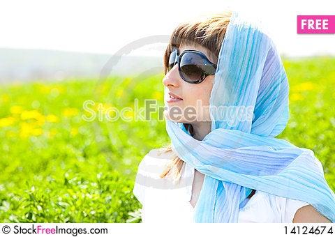 Free Enjoying The Nature Stock Images - 14124674