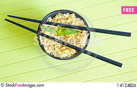 Free Chopsticks Royalty Free Stock Image - 14124826