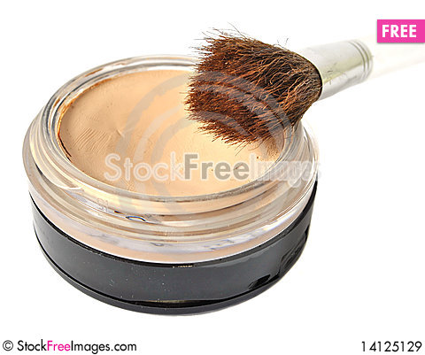 Free Cosmetics Product Royalty Free Stock Images - 14125129
