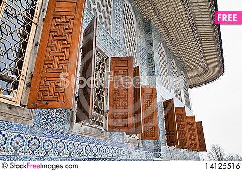 Free Turkey, Istanbul, Topkapi Palace Royalty Free Stock Image - 14125516