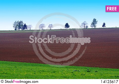 Free Landscape Royalty Free Stock Photography - 14125617