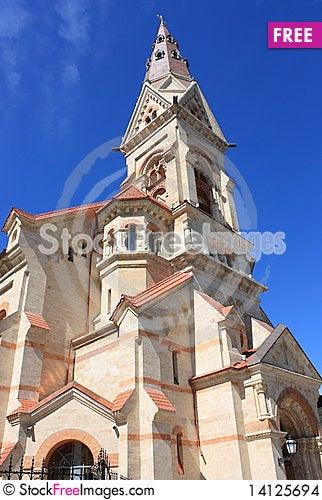 Free Catholic Church Stock Images - 14125694
