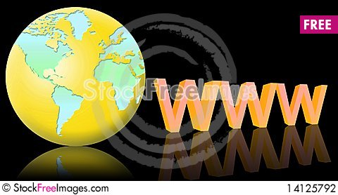 Free Internet Concept (04) Stock Photography - 14125792