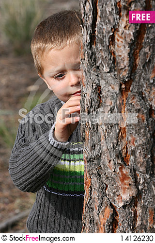 Free Playing Outdoors Stock Photo - 14126230