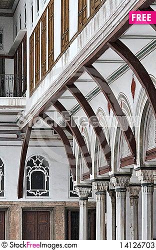 Free Turkey, Istanbul, Topkapi Palace Stock Photos - 14126703
