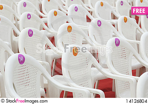 Free Many Chairs Stock Images - 14126804
