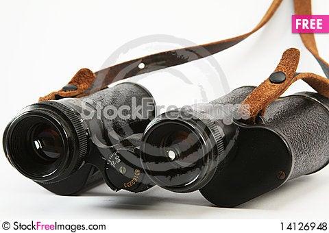 Free Upsidedown Binoculars Royalty Free Stock Photos - 14126948