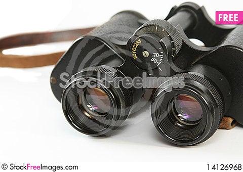 Free Binoculars Royalty Free Stock Photos - 14126968