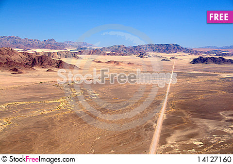 Free African Landscapes - Namibia Stock Photo - 14127160