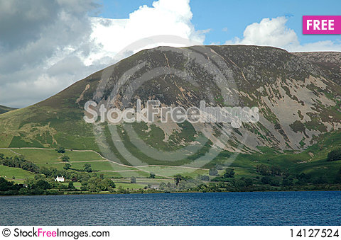 Free Uk Lakes Home Stock Images - 14127524