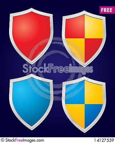 Shields Stock Photo