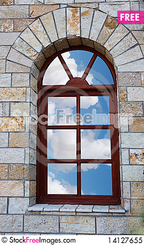 Free Window Royalty Free Stock Photo - 14127655