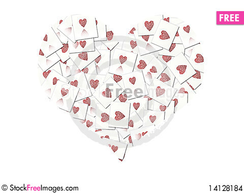 Free Heart Stock Images - 14128184