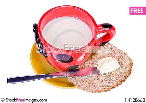Free Morning Breakfast Stock Photos - 14128663