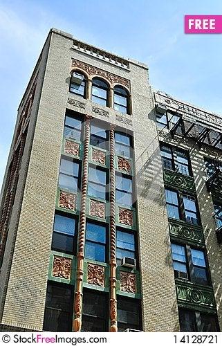 Free Corner Building Stock Image - 14128721