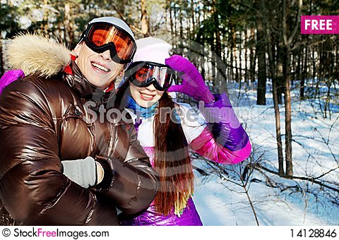 Free Mountain Weekend Royalty Free Stock Image - 14128846