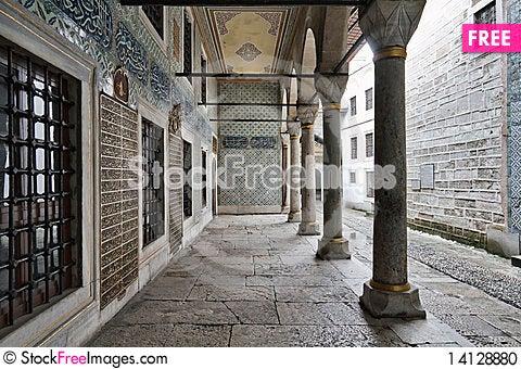 Free Turkey, Istanbul, Topkapi Palace Stock Photo - 14128880