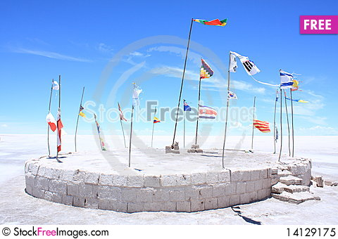 Free Flags Royalty Free Stock Photo - 14129175