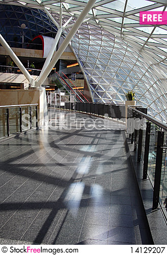 Free Modern Architecture Royalty Free Stock Photography - 14129207