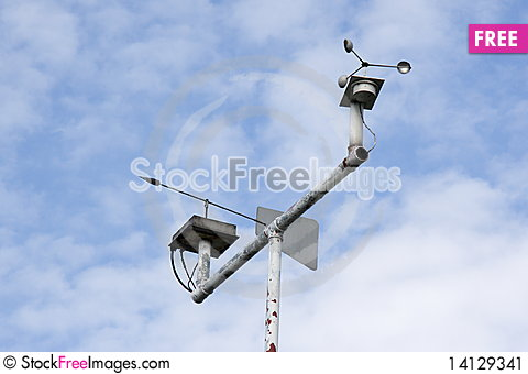 Free Weather Instruments Stock Image - 14129341