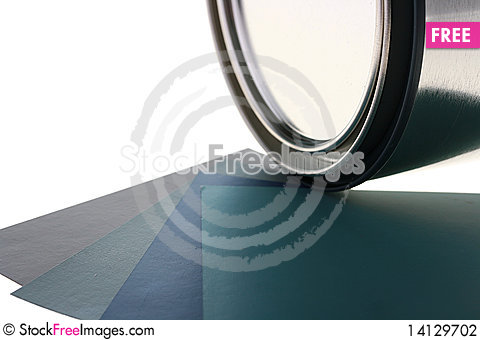 Free Metal Container Stock Photography - 14129702