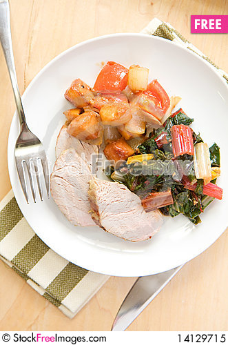 Free Pork Tenderloin Royalty Free Stock Photo - 14129715