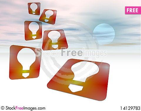 Free Lot Of Ideas Stock Photos - 14129783
