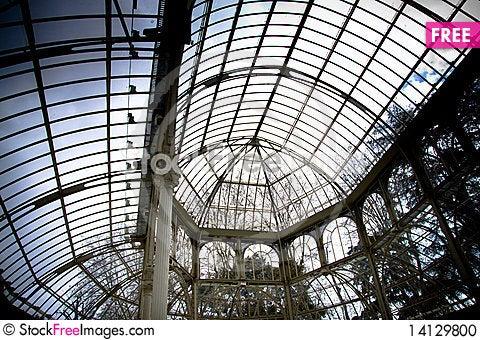 Free Crystal Palace Stock Photo - 14129800