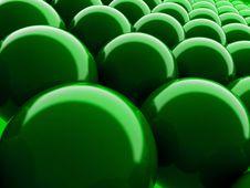 Free Green Ballon Background Stock Photos - 14120433