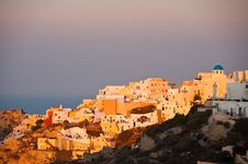 Free Santorini Island Royalty Free Stock Photos - 14121458