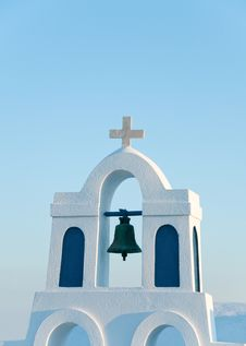 Free Greek Church Royalty Free Stock Images - 14121489