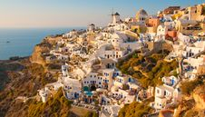 Free Santorini Island Royalty Free Stock Images - 14121649
