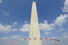 Free Washington Monument Royalty Free Stock Photos - 14122058