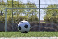 Free Football Ball Stock Photography - 14122852