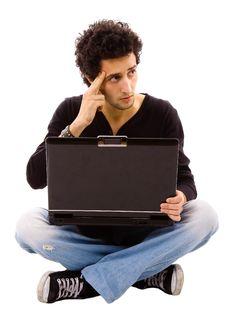 Free Laptop Stock Image - 14123581