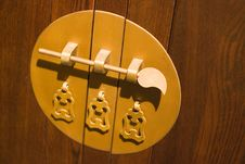 Free Chinese Style  Lock Stock Images - 14124554