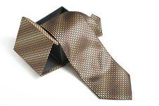 Free Tie & Box Stock Image - 14125761