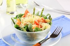 Free Fresh Vegetable Salad Royalty Free Stock Image - 14126466