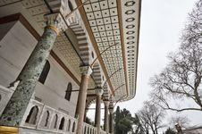 Free Turkey, Istanbul, Topkapi Palace Royalty Free Stock Image - 14126976