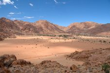 Free African Landscapes - Namibia Stock Images - 14127144
