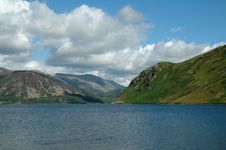 Uk Lakes Range Royalty Free Stock Image