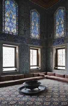 Free Turkey, Istanbul, Topkapi Palace Stock Photography - 14127632