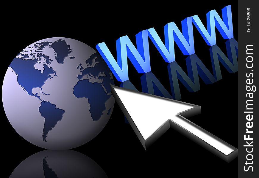 Internet concept (04)